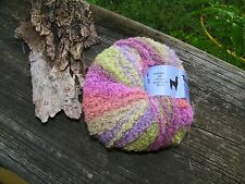 Peruvian Lilies Alpaca Wool Boucle Crystal Palace Yarn: Lavender + REDUCED