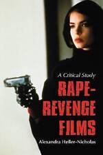 NEW Rape-Revenge Films: A Critical Study by Alexandra Heller-Nicholas