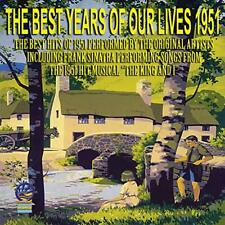 Various Artists-The Best Years Of Our Lives 1951 Cd New