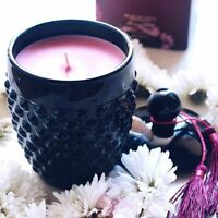 MOR Rosa Deluxe Soy Candle 266g New Package Free Postage