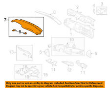 Chevrolet GM OEM 00-05 Impala Instrument Panel Dash-Upper Pad 15268974