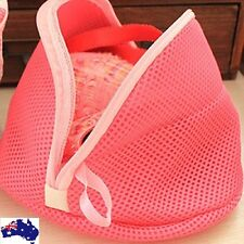 Laundry Bag Durable Folding Shape Underwear Lingerie Bra Protection Washing Bag