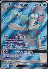 ~Pokemon Ultra Rare Holo Foil FULL ART JUMBO Primarina GX Card SM39 PROMO!