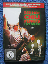 DVD Video Red Hot Chili Peppers Live On Air Woodstock 94