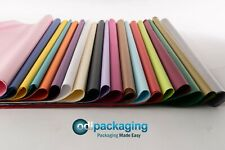 More details for coloured tissue paper - high quality & acid free - 500mm x 750mm biodegradable