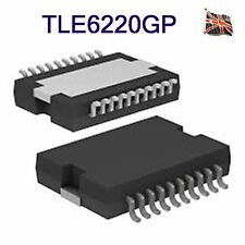 Infineon tle6220gp SMART QUAD LOW-Side SWITCH pg-dso-20 UK STOCK