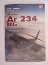 Kagero Book: Arado Ar 234 Blitz Vol. II - 35 archival photos, 100 graphics