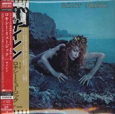 ROXY MUSIC-SIREN-JAPAN MINI LP PLATINUM SHM-CD Ltd/Ed H53