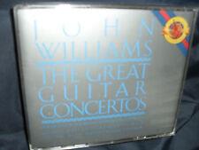 John Williams – The Great Guitar Concertos -2CD-Box