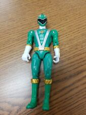 Power Rangers RPM Green Shark Action Figure