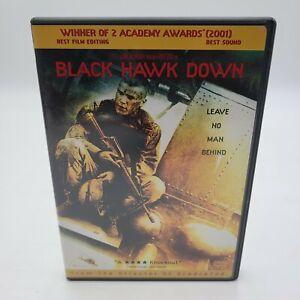 Black Hawk Down (DVD, Widescreen 2002)