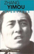 Zhang Yimou: Interviews (Conversations With Filmmakers), , , Good, 2001-06-19,