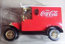 COCA COLA MINT & BOXED 1:24 MODEL T FORD ~ DELIVERY VAN LIMITED EDITION 34/500