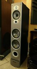"Polk Audio RTi10 Floor Standing Speaker pair with dual 7"" subs!"