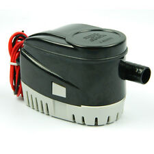 automatische Bilgepumpe Lenzpumpe Wasserpumpe Tauchpumpe Bilgenpumpe Pumpe