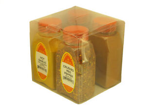 Marshalls Creek Spices Gift Cube, Turn Up The Heat.  - Kosher
