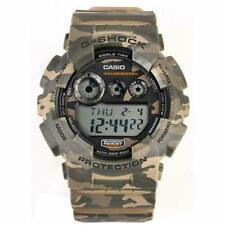 NEW Casio Digital Sport Watch G-SHOCK CAMOUFLAGE Multicolored Men's GD-120CM-5D
