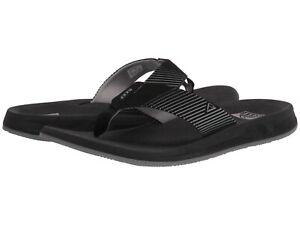 Man Reef Phantom II Flip Flop Sandal RF 0A3YMH Black 100% Authentic Brand New