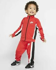 NIKE AIR TODDLER POLY TRACKSUIT AGE 6-7 YEARS