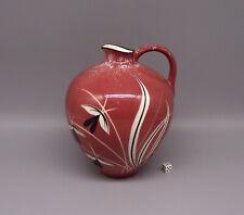 More details for mid century west german pottery zeller keramik pitcher 4089 george schneider