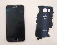 Samsung Galaxy S6 SM-G920V 32GB Black Android Smartphone Verizon READ