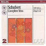 Schubert Complete Trios - Beaux Arts Trio - Grumiaux Trio, 2 CDs