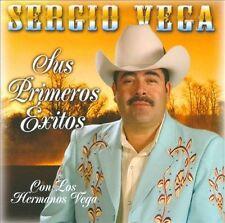Sergio Vega : Sus Primeros Exitos Con Los Hermanos CD