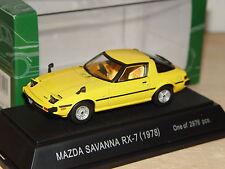 MAZDA RX-7 1978 - 1/43e Ebbro