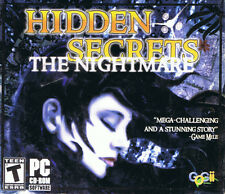 Hidden Secrets: The Nightmare (PC, 2008, Gogii Games)
