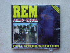 R.E.M./Audio-Visual (Sealed/UK/72-Page Book)