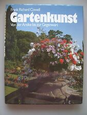 Gartenkunst Von der Antike bis zur Gegenwart 1979 Garten