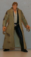 "1997 Han Solo Endor Camouflage Gear 4"" Hasbro Kenner Action Figure Toy Star Wars"