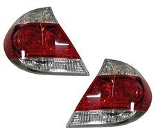 05 06 Camry LE/XLE Sedan Left & Right Taillight Taillamp Lamp Light Pair L+R
