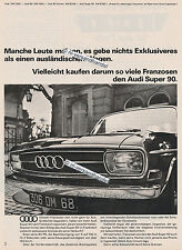 Audi-Super90-02-1967-Reklame-Werbung-genuine Advertising- nl-Versandhandel