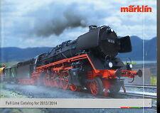 Marklin 2013 Full Range Catalogue