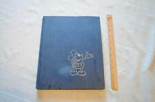 The Art of Walt Disney From Mickey Mouse To the Magic Kingdoms C. Finch 1975