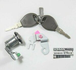 Genuine OEM Nissan H0600-57G13 Lock Cylinder 1995-1997 Pickup 1992-1994 D21