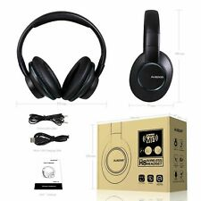 Ausdom H8 Wireless Bluetooth Stereo Headphones with Deluxe Accessories Set
