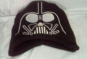 Avon Darth Vader Star Wars Fleece hat - age 3+ NEW in factory sealed packaging