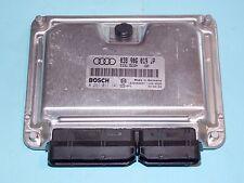 AUDI A 4 1.9 TDi 2003 Motor Steuergerät 038906019JP  0281011141  EDC15P+