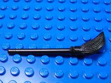 LEGO Parte 4332 Marrone Mini figura Utensile Da Scopa NEW x 2 PZ
