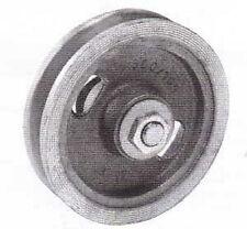 Schiebetorrolle Türrolle Schiebetürbeschlag Torrolle Türrolle ohne Bügel 75 mm