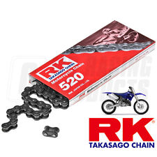 RK 520 M MOTOCROSS ENDURO CHAIN YAMAHA YZ 125 250 YZF 250 450 118 LINK