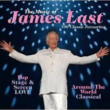 James Last - The Music Of James Last (NEW 5CD)