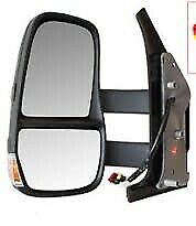 Iveco Daily   2006-2014 Passenger Side Near Side   Long arm wing mirror