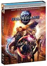 New: GUARDIANS - Blu-ray