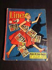 Line - Album n°1 - 1955 - Recueil - Reliure - BD3