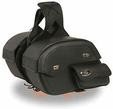 Motorcycle Water Resistant  Saddle Bags - Harley Bike List Below  16 x 11 x 6""