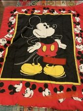 Mickey Mouse Vintage Bedding
