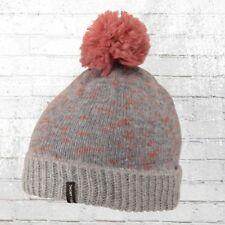 Billabong Forever Pom Beanie Damen Bommel-mütze grau Strickmütze Winter